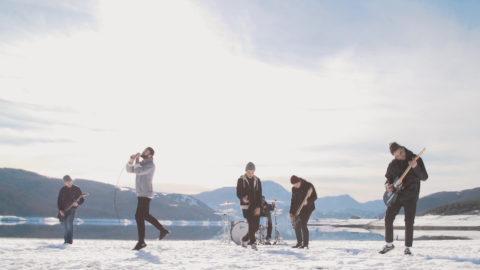disclosure productions landmvrks winter music video