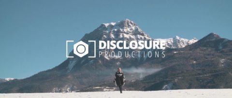 Disclosure Productions showreel clip de musique production audiovisuelle