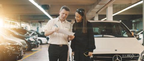 Mercedes vidéo d'entreprise film institutionnel production vidéo videaste filmmaker business